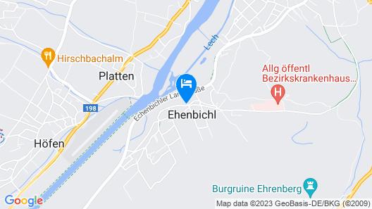 Gintherhof Bauernhof Map
