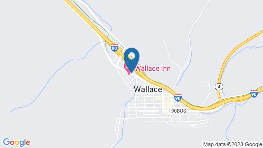 Wallace Inn Map