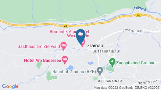Landhaus Steinbrech Map