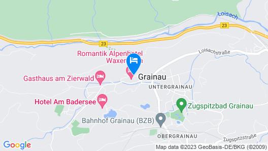 Gästehaus Maurer Map