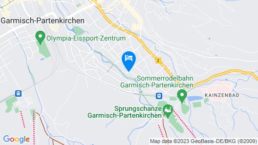 Florianshof Map