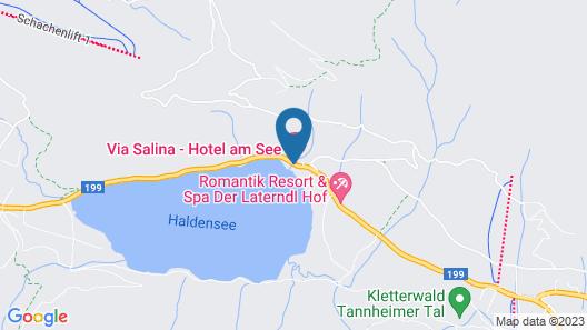 Via Salina Seehotel Map