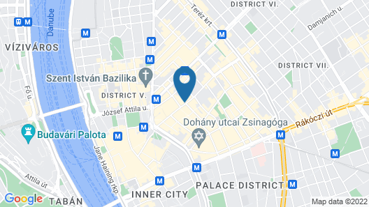 Stories Hotel Map