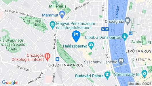 Maison Bistro & Hotel Map
