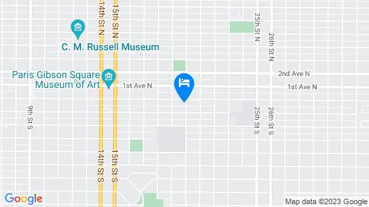 Spacious Home w/ Hot Tub, 3.7 Mi to Giant Springs! Map