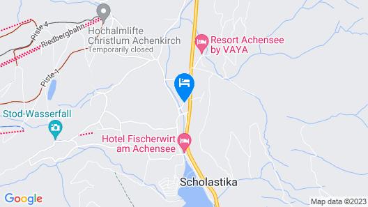 Lechnerhof Hotel-Garni Map