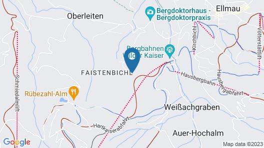 Hotel Kaiserhof Map