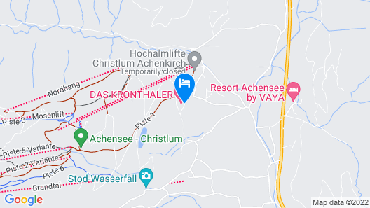 Das Kronthaler - Adults Only Map