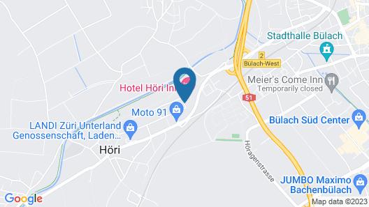 Hotel Höri INN Map