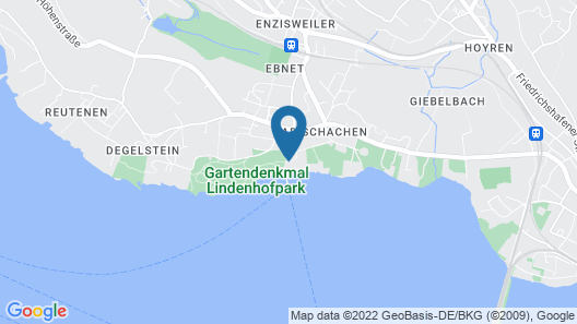 Hotel Bad Schachen Map