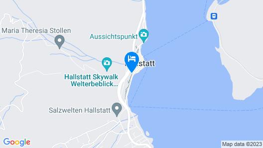 Hallstatt Hideaway - Adults only Map