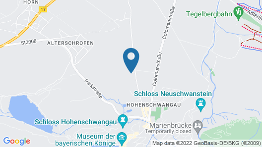 Alpenhotel Allgäu Map