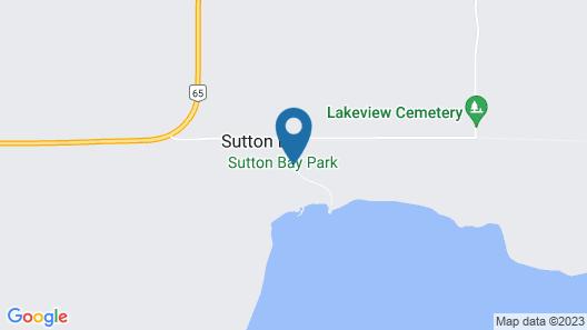 Parc Sutton Bay Park Map