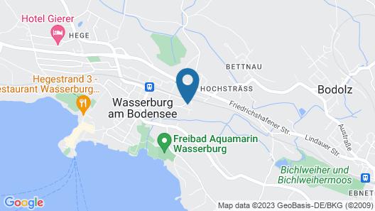 Haus Bauer Map