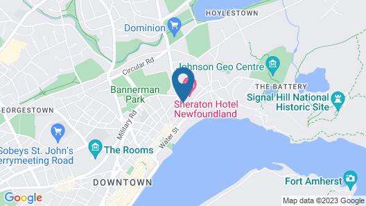 Ordnance House Map