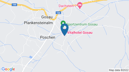 Apartment Hallstatt Dachstein Inn Map