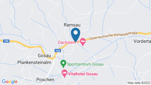 Der Ulmenhof Map