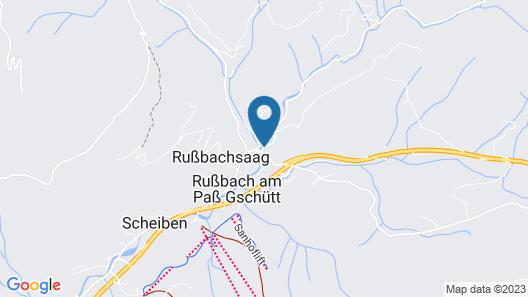 Hotel Kerschbaumer Map