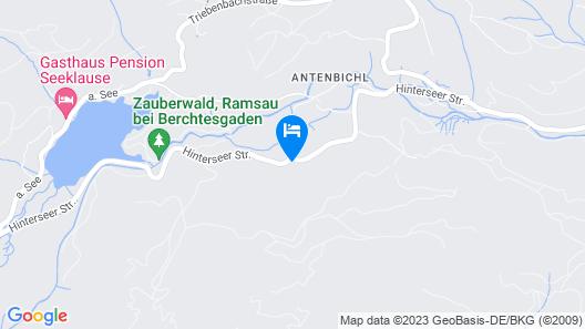 Alpenhotel Beslhof Map