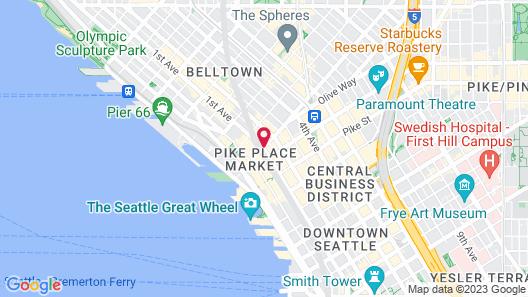 Thompson Seattle Map