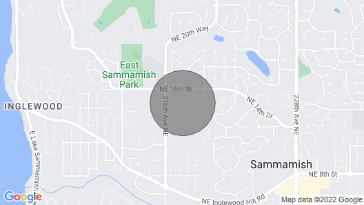 Seattle Golden Millionaire Mansion Map