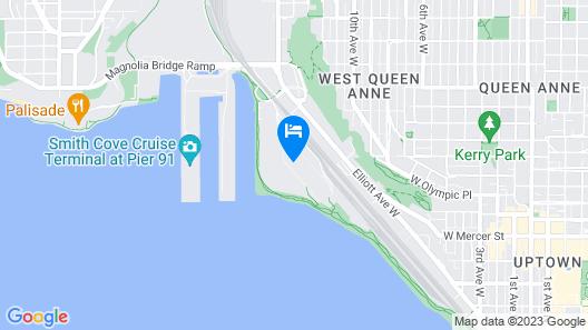TEST HOTEL 2-4-21 Map