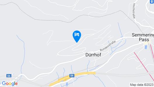 Alpenhof Hotel Map