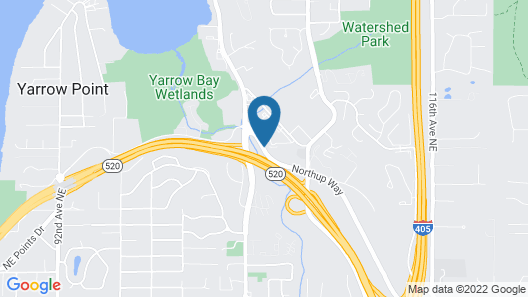La Quinta Inn & Suites by Wyndham Seattle Bellevue/Kirkland Map