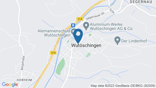 LANDGASTHOF OCHSEN Map