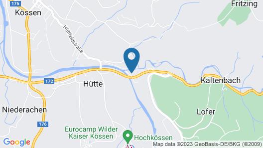 Hotel ZUM STERNENHOF Map
