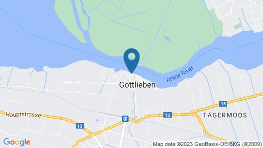 Gottlieber Hotel die Krone Map