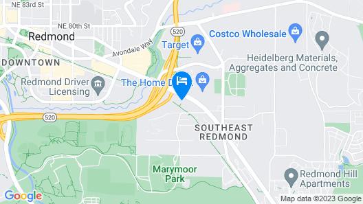 Redmond Inn Map