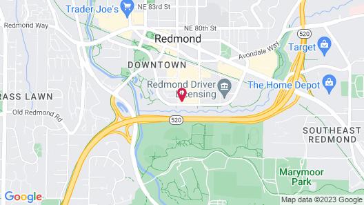 Archer Hotel Seattle/Redmond Map