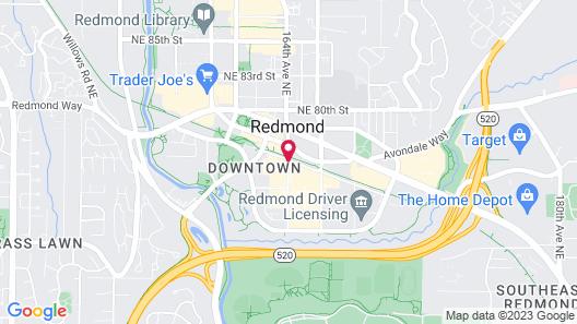 Residence Inn By Marriott Seattle East-redmond Map