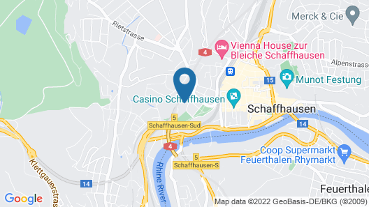 City Stay Apartments - Fäsenstaubstrasse Map