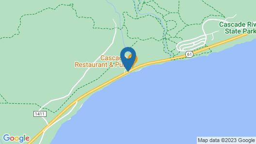 Cascade Lodge Map