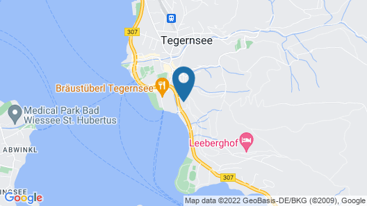 Seehotel zur Post Map