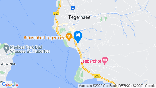 Seehotel zur Post Map