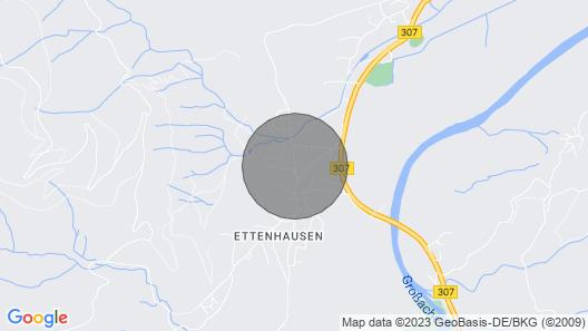 Ferienwohnung Nr. 4 / 1-2 Pers., 47 qm Breitenstein Map