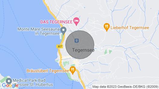 Neu! Tegernsee - Tolles, Zentrales Appartement Map