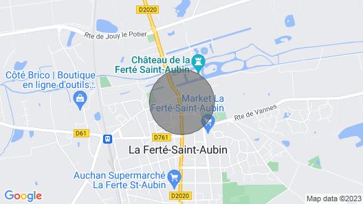 Die kleine Haussolognote Map