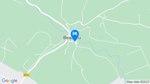 La Brevonnière  Map