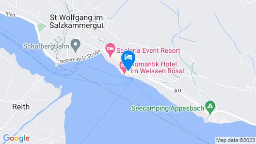 Seeboeckenhotel Zum Weissen Hirschen Map