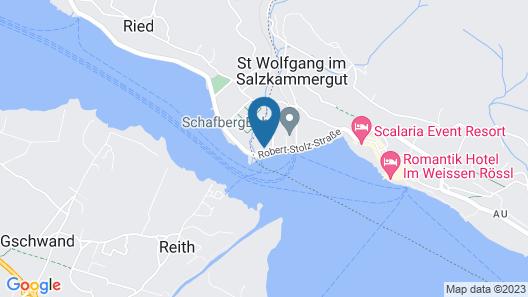 Seehaus Familie Leifer Map