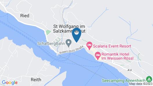 Hotel Furian Map