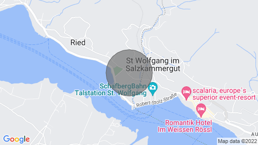 Country House Leitzinger, St. Wolfgang am Wolfgangsee Map