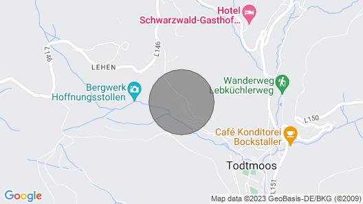 Fewo Zeus Map