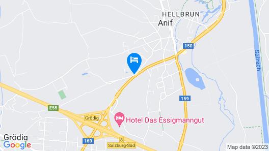 Momentum Hotel Map
