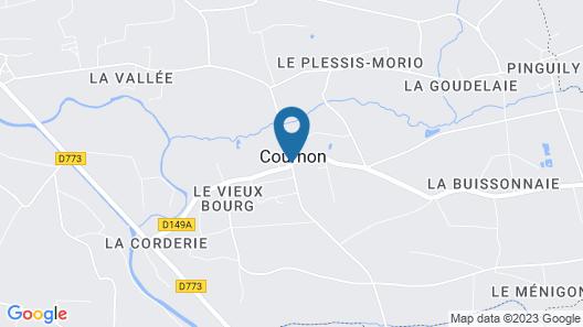La Grée des Landes, Eco-Hôtel Spa Yves Rocher Map