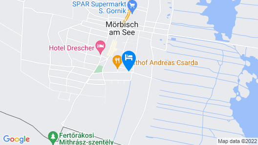 Appartmenthaus Freiler Map